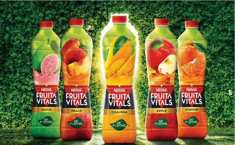Nestle juice - 5 types